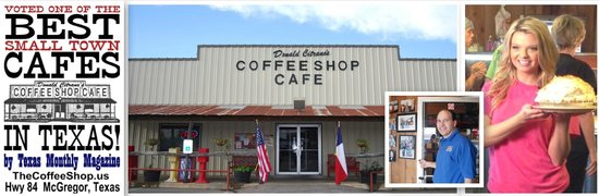 Come see us at The Coffee Shop Cafe! - Photo de Coffee ...