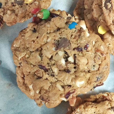 Blue Ridge Bread Company: Blue Ridge Bread Co. Everything But The Kitchen Sink Cookie
