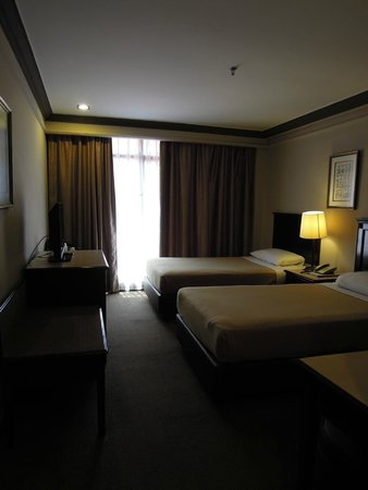 Mimosa Hotel: Spacious room