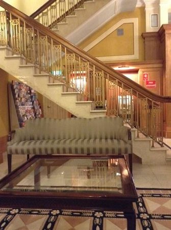 Castlereagh Boutique Hotel: lobby 3