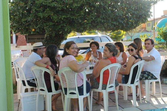 Pousada Marlim: Familia