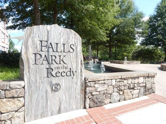 Falls Park on the Reedy : just beautiful