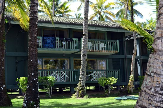 Truk Blue Lagoon Resort: Rooms