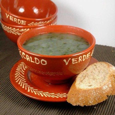 Piri Piri: Soup of the day.