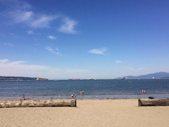 English Bay: Beach