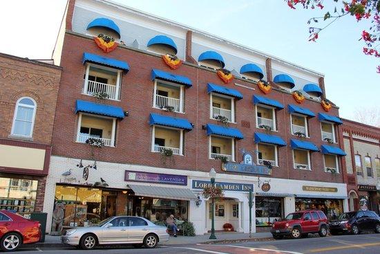 Lord Camden Inn: Hotel