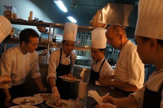 Pots 'n Pans: Kitchen team