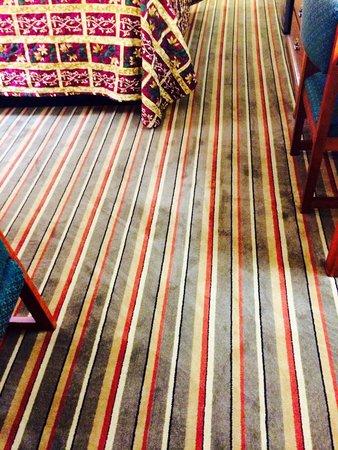 Days Inn Morrilton : New carpet