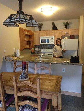 Juniper Springs Resort: Kitchen