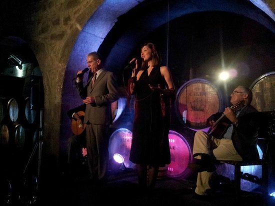 Porto Calem: Fado entertainment