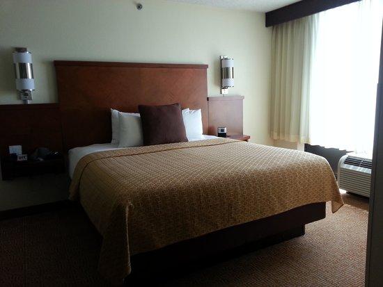 Hyatt Place Oklahoma City - Northwest: Sleeping space