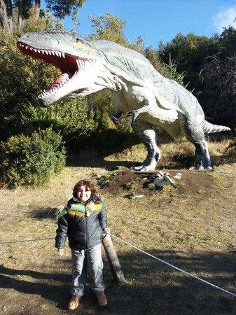Parque Nahuelito: Uriel feliz