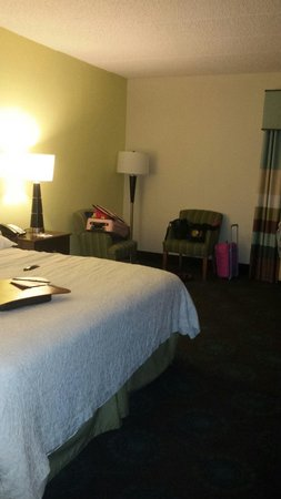 Hampton Inn & Suites Newport News (Oyster Point) : 333