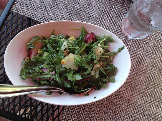 Willi's Wine Bar : Arugula salad