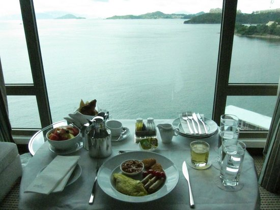 Auberge Discovery Bay Hong Kong: beautiful view!