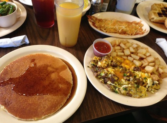 Coffee Shop Cafe: Voted BEST BREAKFAST in Central Texas by WacoTrib readers!