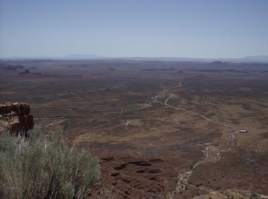 Moki Dugway: view