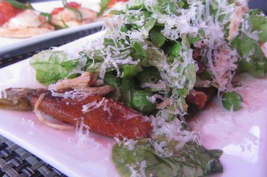 The Pullman: Rabbit Salad