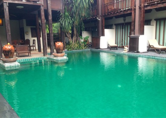 Yantarasiri Resort: Pool