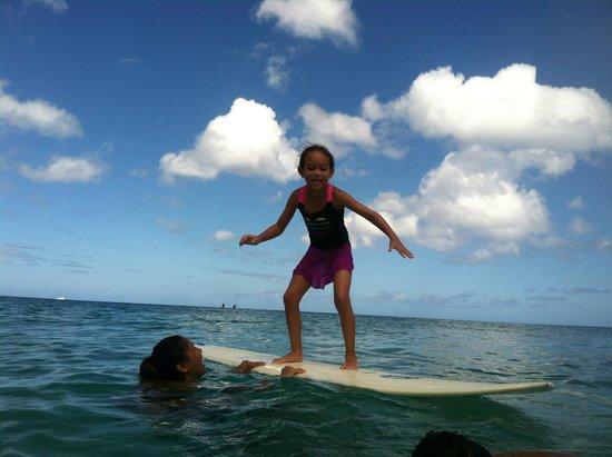 Kalani Hawaii Private Lodging: Waimea bay just 5 min drive away.