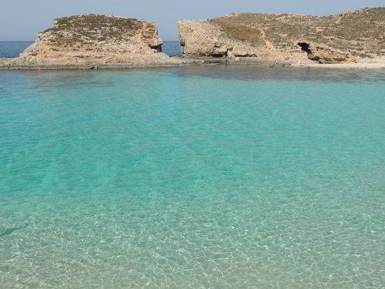 Paradise Bay Resort Hotel: comino - blue lagoon