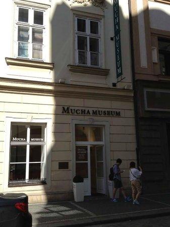 Mucha-Museum: The Mucha Museum.