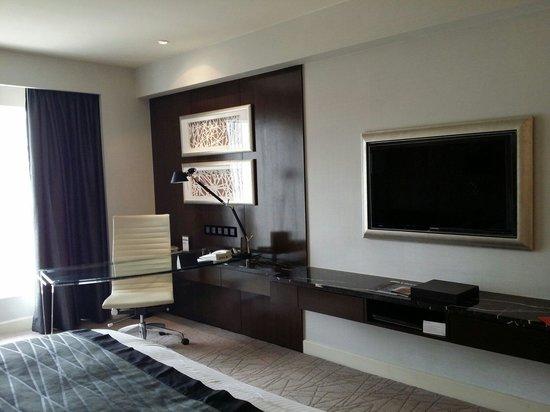 InterContinental Kuala Lumpur: Big and comfy room