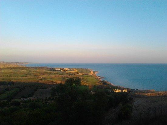 Torre Macauda: panorama per le abitazioni vista mare