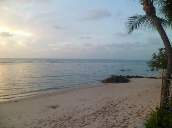 Centara Villas Samui: Private Beach