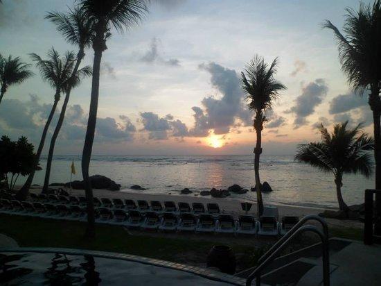 Centara Villas Samui: Sunset on final night