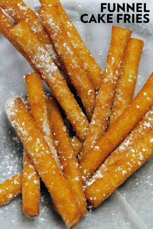 Metro Express - Pizza: Funnel Cake Fries