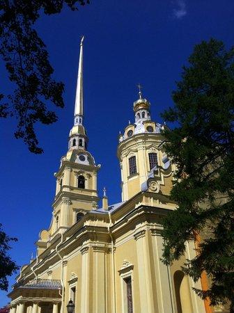 Forteresse Pierre-et-Paul : Петропавловский собор