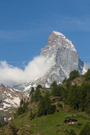 The Matterhorn: Matterhorn view