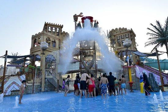 Yas Waterworld Abu Dhabi: Yas Waterworld Young Fun!