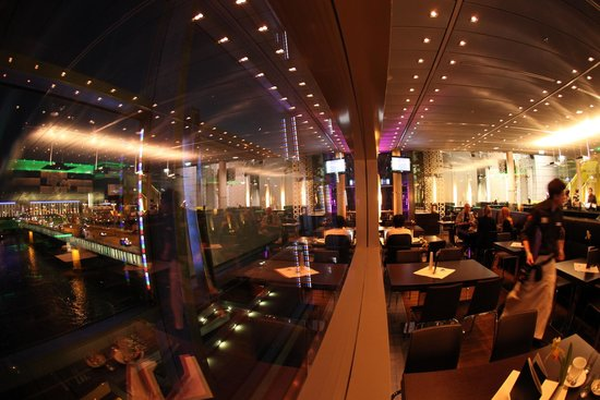 Theater casino restaurant linz