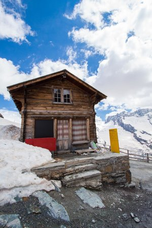 Gornergrat: At the top