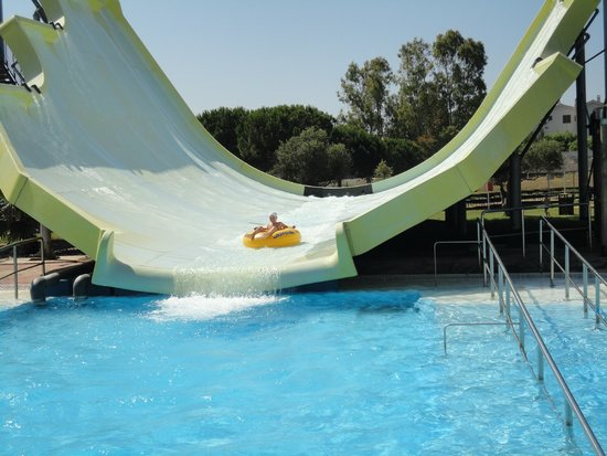 Aquopolis: аквапарк