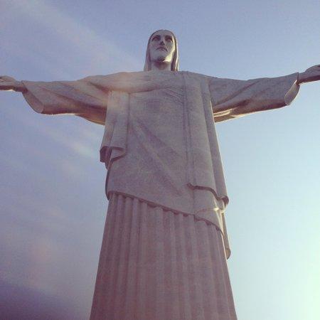 Estatua de Cristo el Redentor: Stunning!