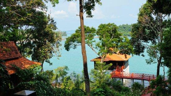 Berjaya Langkawi Resort - Malaysia: view from the room