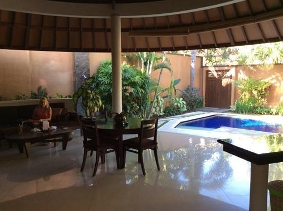The Kunja Villas & Spa: Kunja One Bedroom Villa