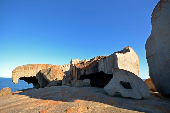 Kangaroo Island Hire a Guide: Remarkable Rocks