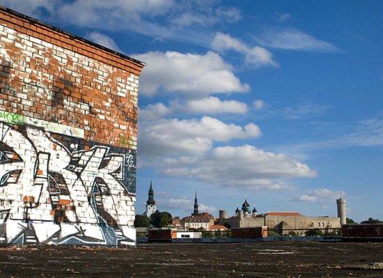 Творческий городок Telliskivi