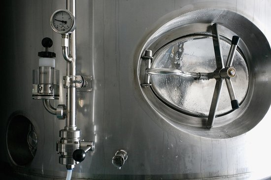 Chios Beer Microbrewery