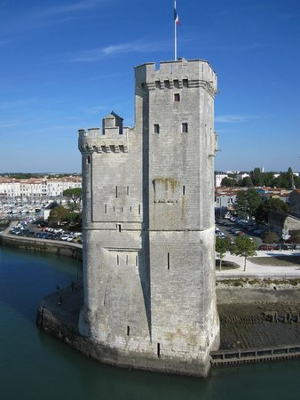 Tours de La Rochelle : Крепость