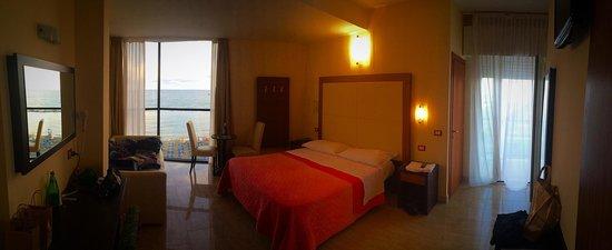 Hotel Ambasciatori: Magnifica