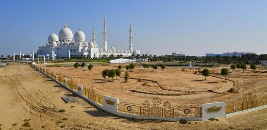 Mosquée Cheikh Zayed : The Magnificent Sheikh Zayed Grand Mosque