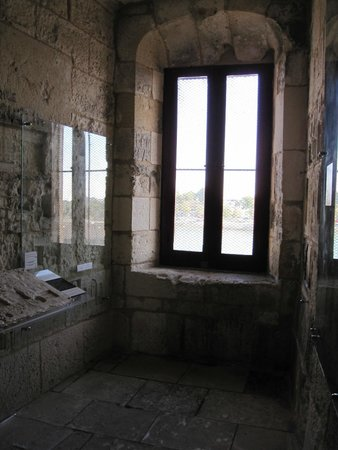 Tours de La Rochelle : Внутри башни