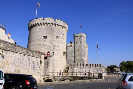 Tours de La Rochelle : Башни