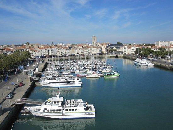 Vieux Port : Вид на порт