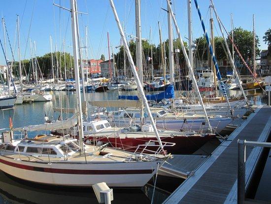 Vieux Port : Марина